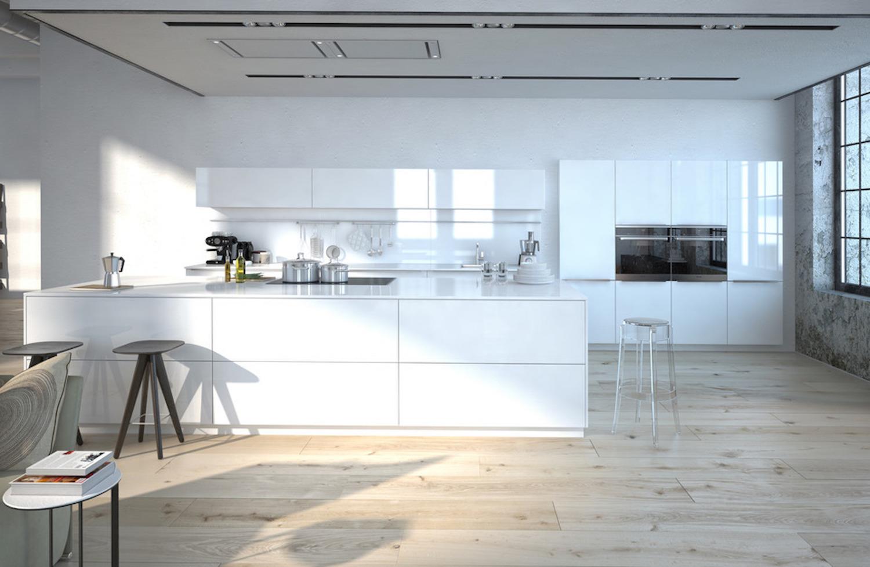 Cocinas y carpinter a cuines pons - Muebles de cocina salguero ...